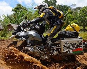 Touratech in Madagascar